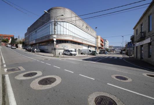 Industrial en venta en Sárdoma, Vigo, Pontevedra, Calle Do Freixo, 999.999.999 €, 3 m2