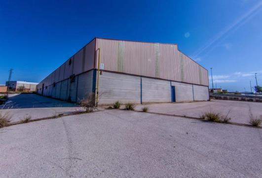 Industrial en venta en Casa Mateo, Bailén, Jaén, Avenida de Linares, 495.600 €, 6 m2