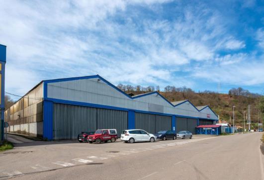 Industrial en venta en Lada, Langreo, Asturias, Calle Polígono Industrial Meriñán, 1.167.600 €, 7 m2