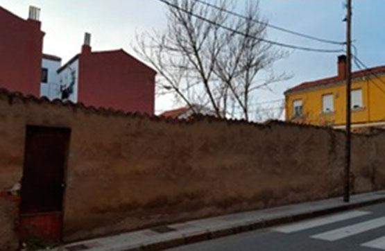 Suelo en venta en León, León, Calle San Antonio Esq. Cl Peña Cuervo, 167.900 €, 467 m2