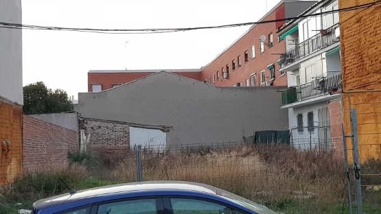 Suelo en venta en Leganés, Madrid, Calle San Fernando, 230.400 €, 477 m2